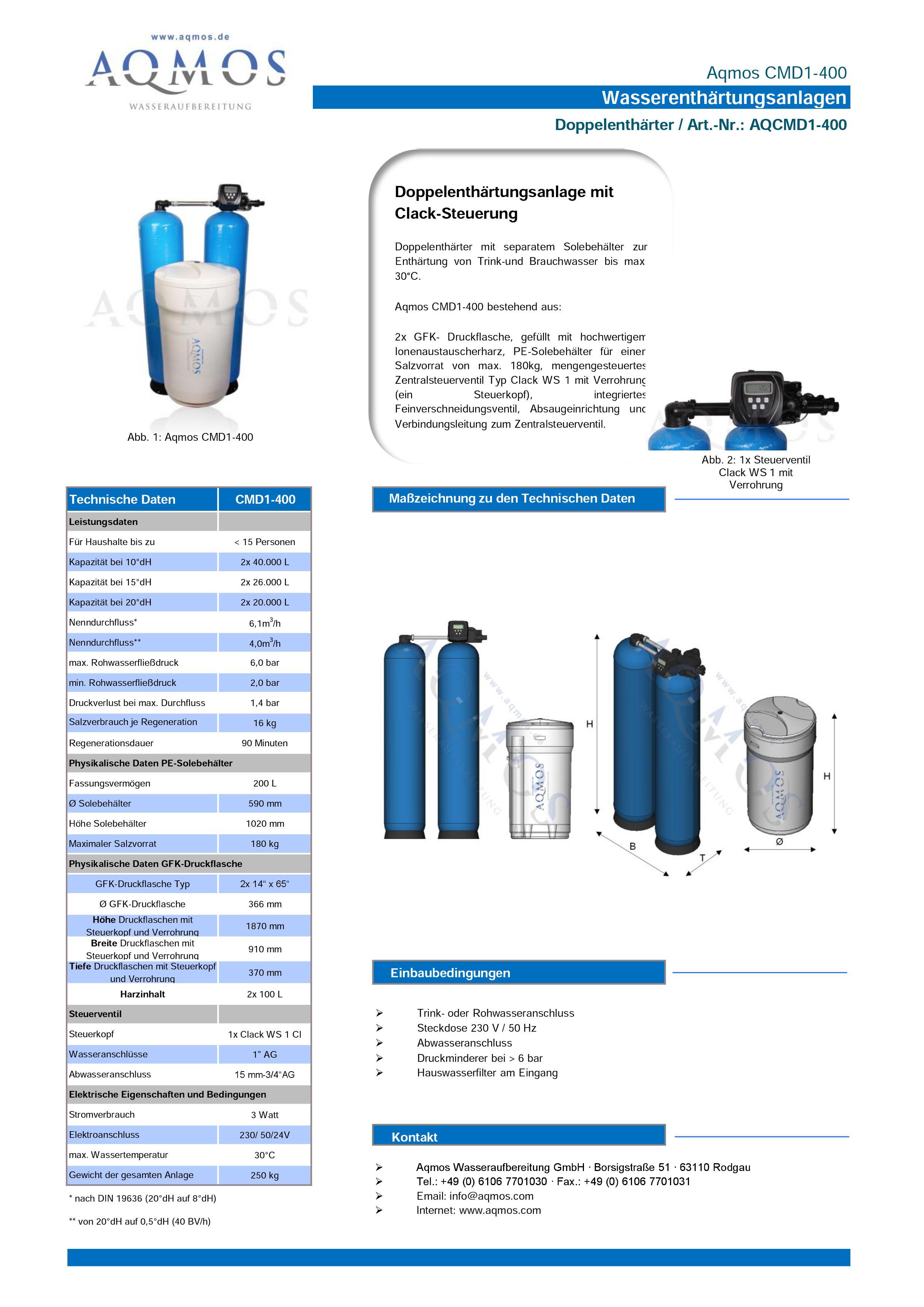 CMD1-400-Datenblatt