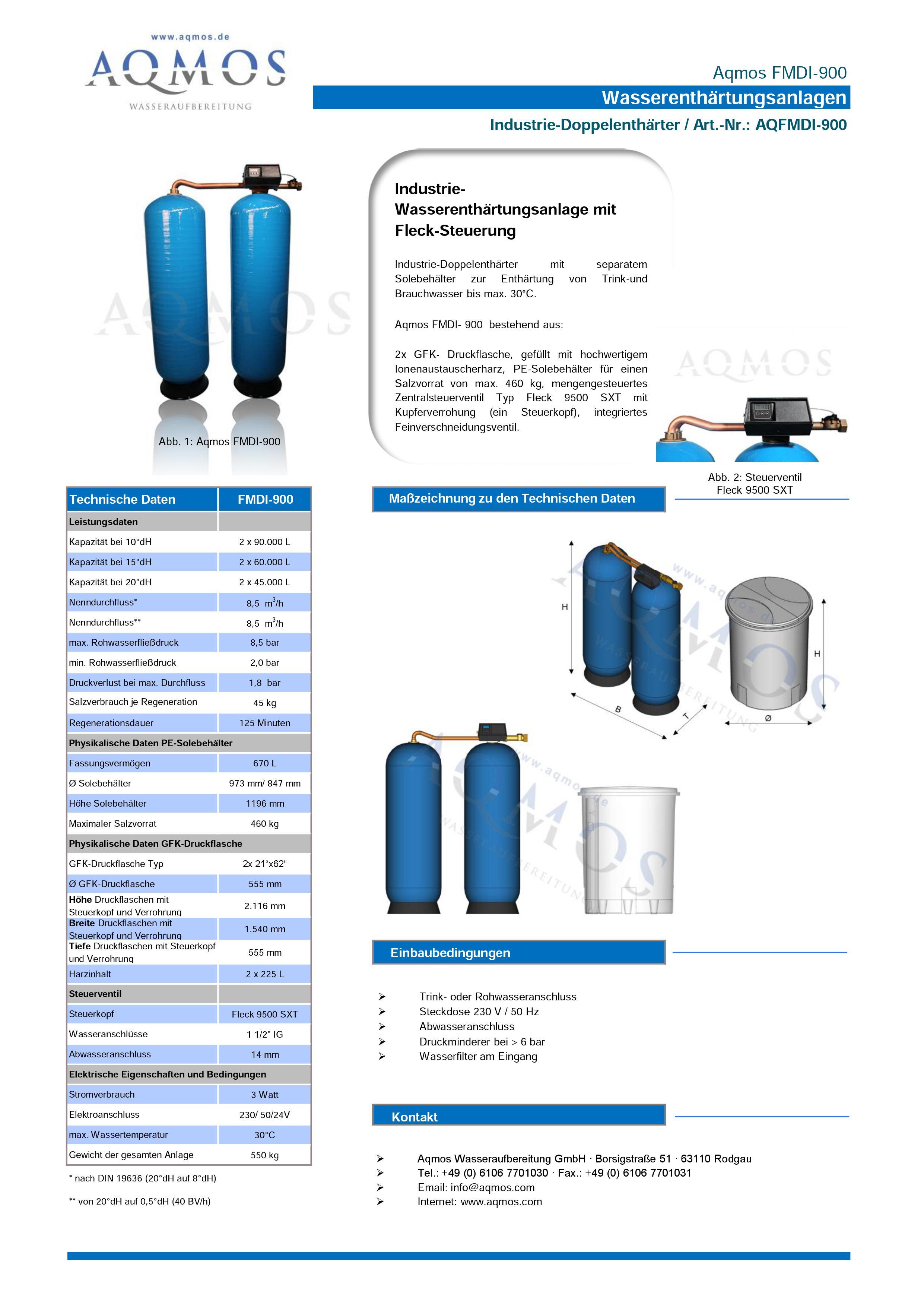 Aqmos-FMDI-900