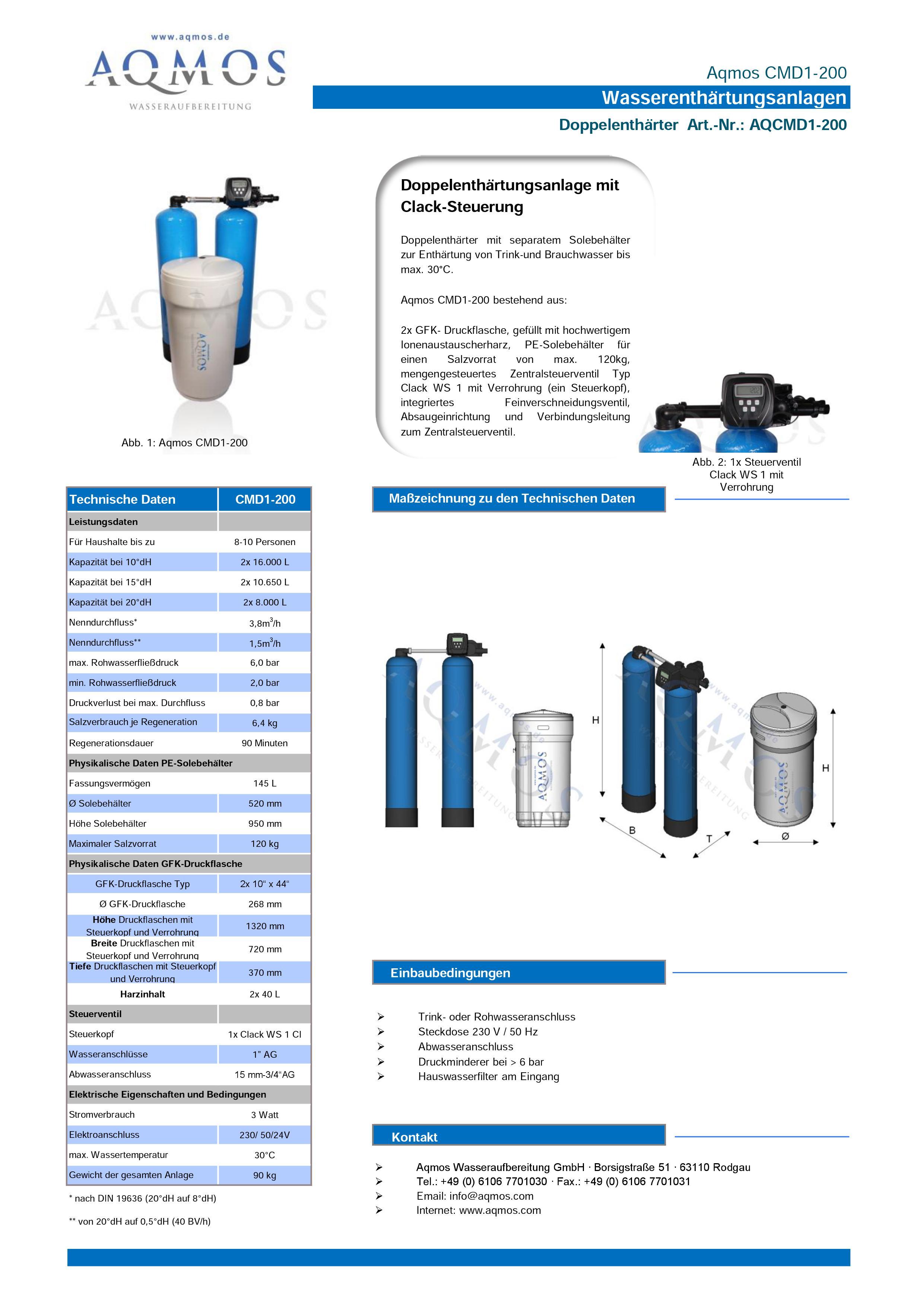 CMD1-200-Datenblatt