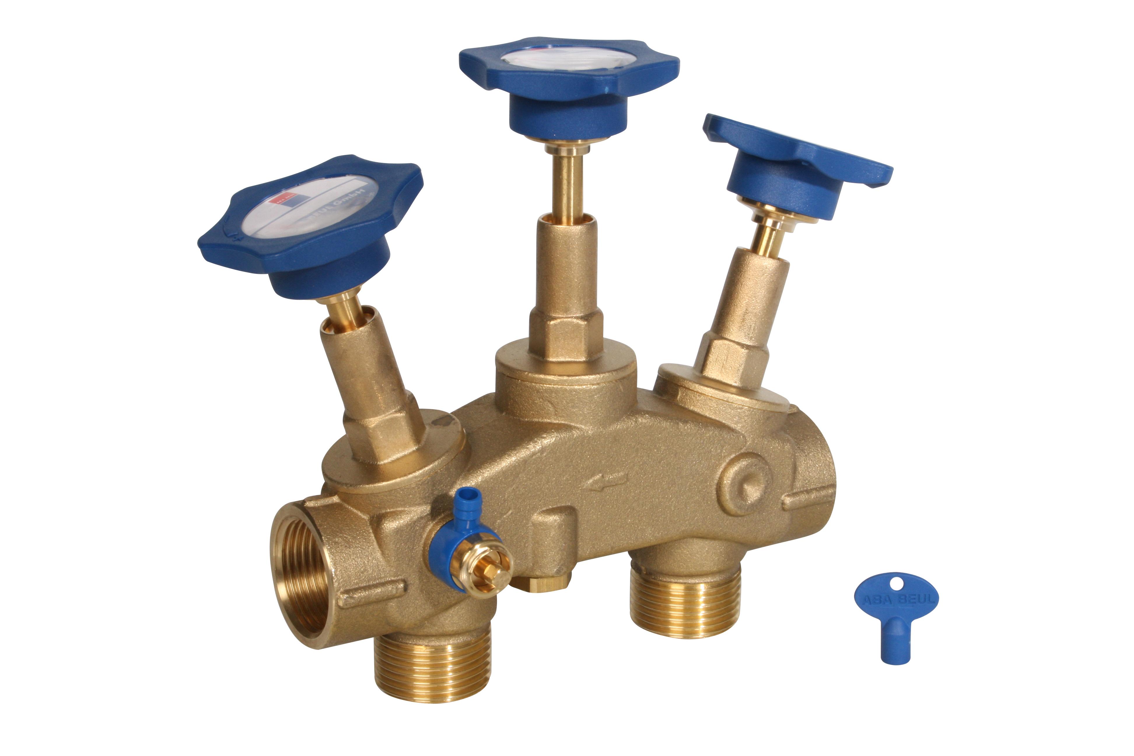 Wasserenthärtungsanlage Entkalkungsanlage Aqmos FM-80 Wasserenthärter Enthärter