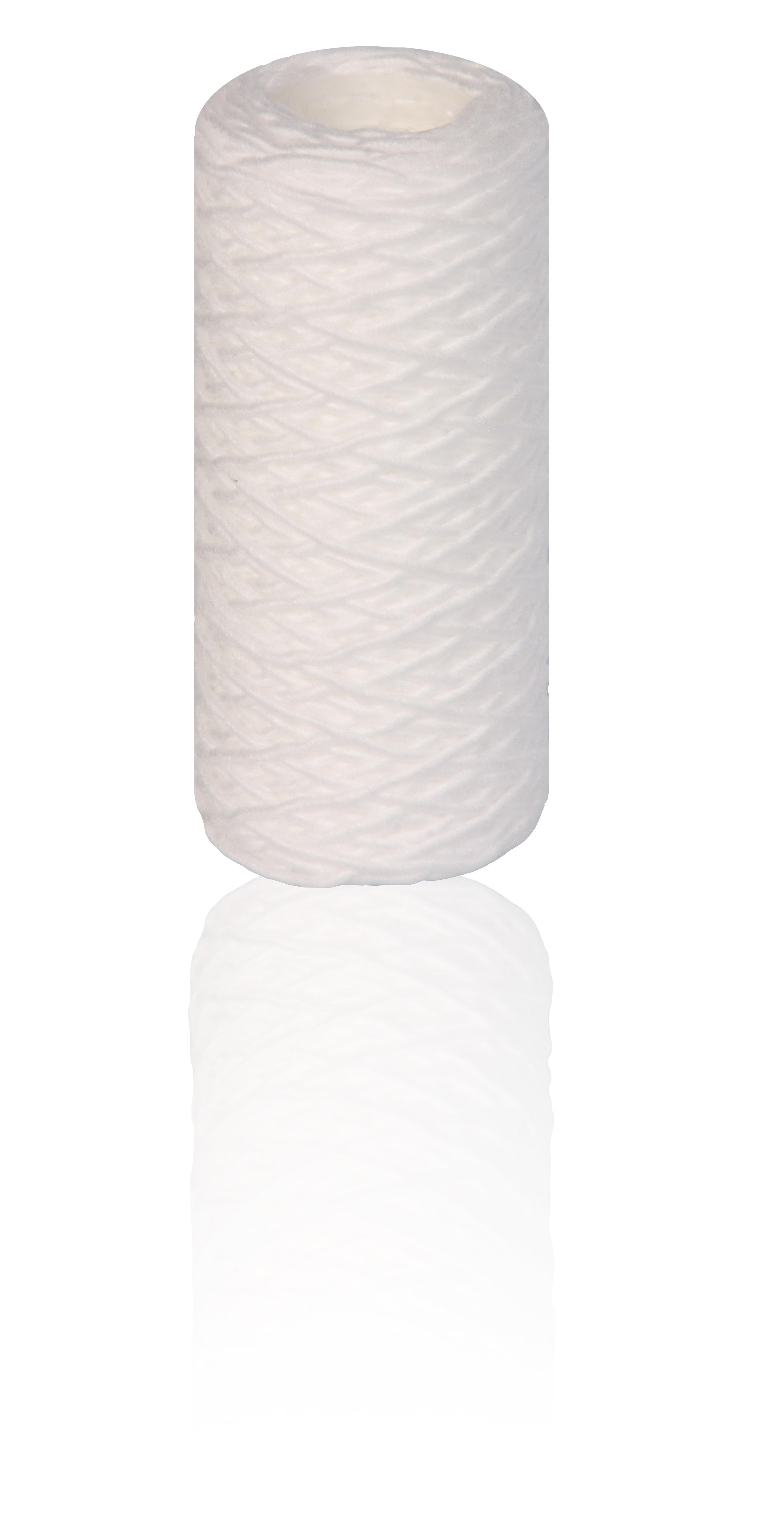 Filterkerze 20 Zoll in der Feinheit von 5µ Wasserfilter Wickelfilter
